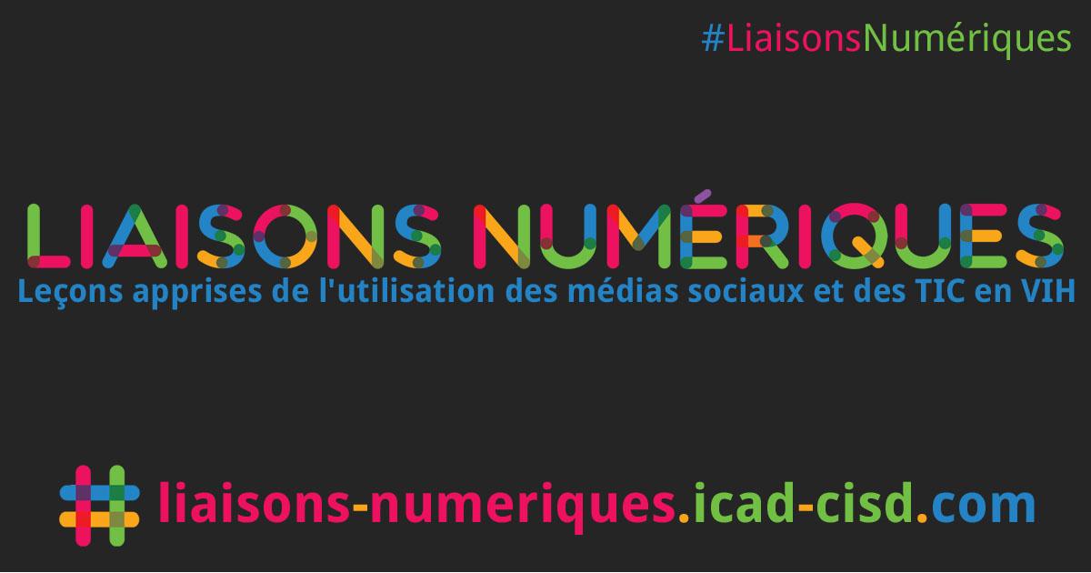 Graphique Facebook : Liaisons Numériques