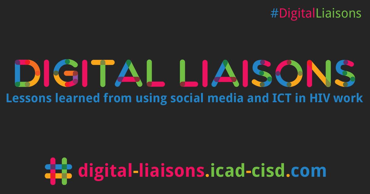 Facebook Graphic: Digital Liaisons