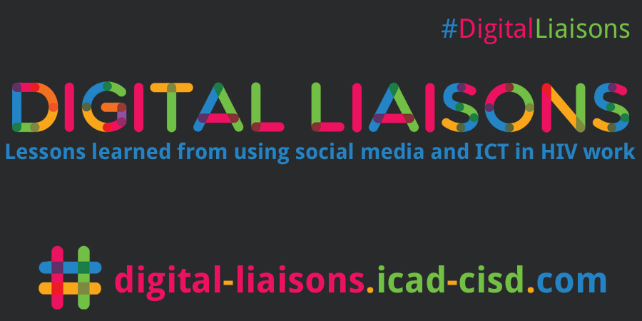 Twitter Graphic: Digital Liaisons